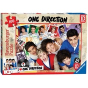 One Direction XXL 100 Pieces Jigsaw Puzzle