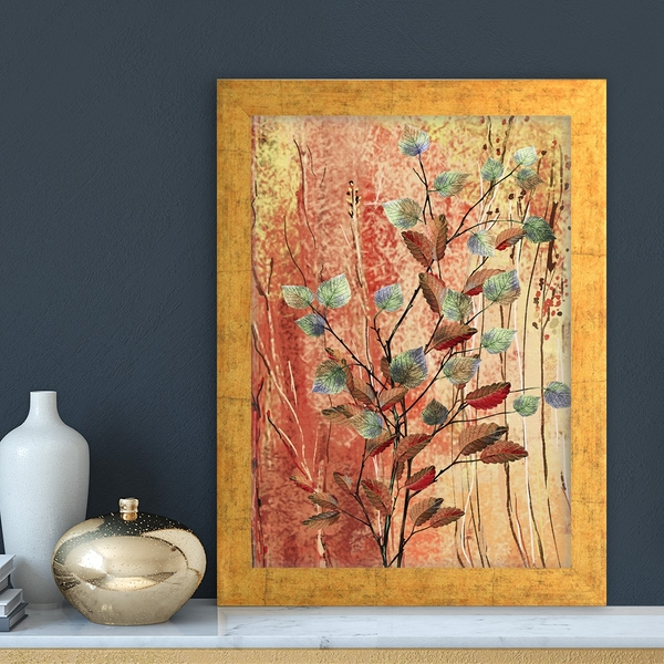 AC11677165091 Multicolor Decorative Framed MDF Painting