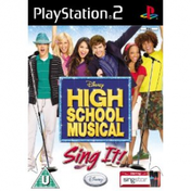 High School Musical Solus Game PS2