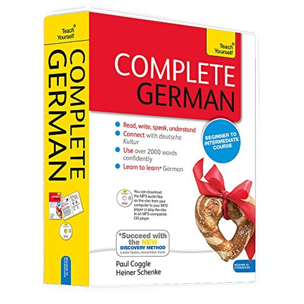 Complete German (Learn German with Teach Yourself)  Mixed media product 2012