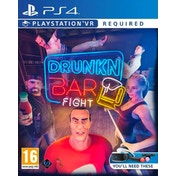 Drunkn Bar Fight PS4 Game (PSVR Required)