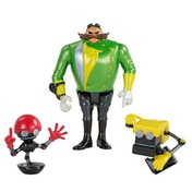Sonic Boom - Figure Diorama Cubot, Orbot & Parallel Universe Villain Figure