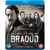 Braquo Season 2 Blu-ray