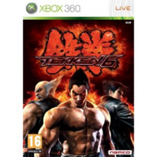 Tekken 6 Game Xbox 360