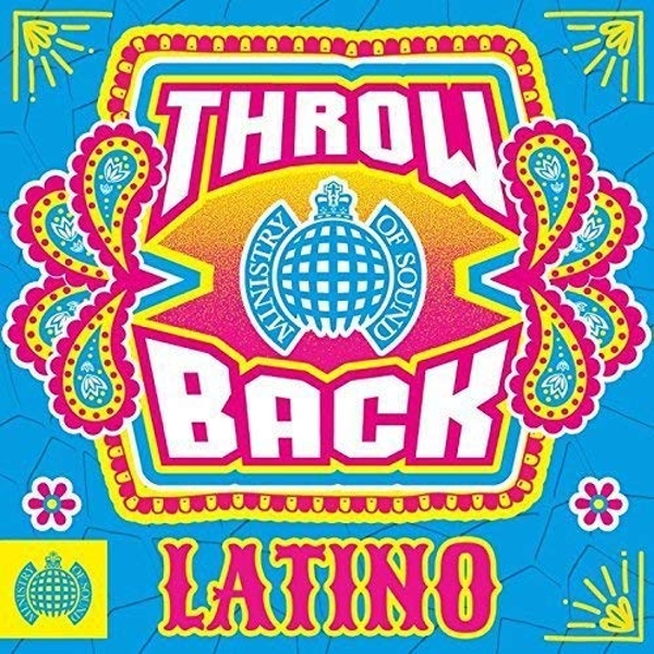 Ministry Of Sound - Throwback Latino CD