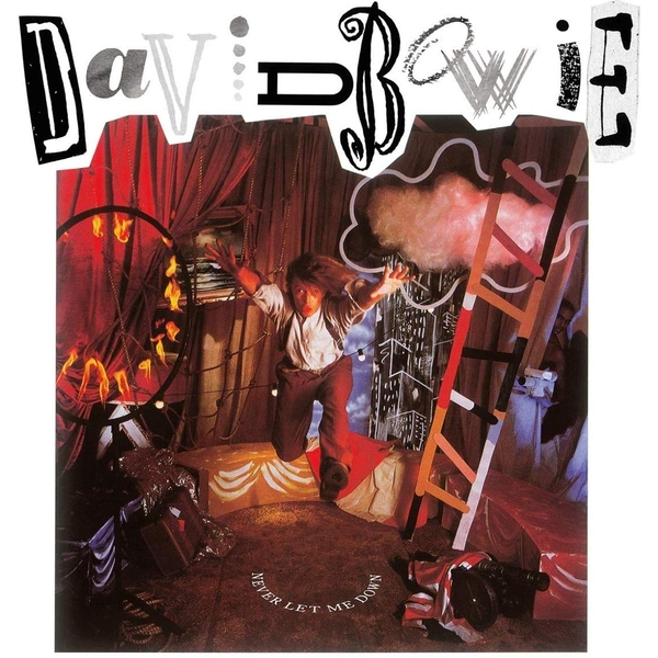 David Bowie - Never Let Me Down (Remastered Edition) Vinyl
