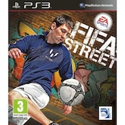 FIFA Street Game PS3