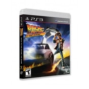 Back to the Future Game PS3
