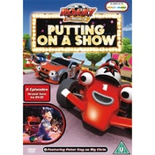 Roary The Racing Car - Putting On A Show DVD