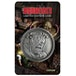 Resident Evil 3 Limited Edition Collectable Coin Silver Edition - Image 2