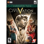 Sid Meier's Civilization V 5 Gods and Kings Game PC (#)