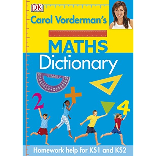 Carol Vorderman's Maths Dictionary Perspectives on the British Question 2009 Hardback