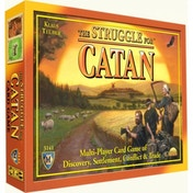 Ex-Display The Struggle for Catan Used - Like New