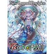 Force of Will TCG Reiya Clusters 1 Water Starter Deck Below the Waves