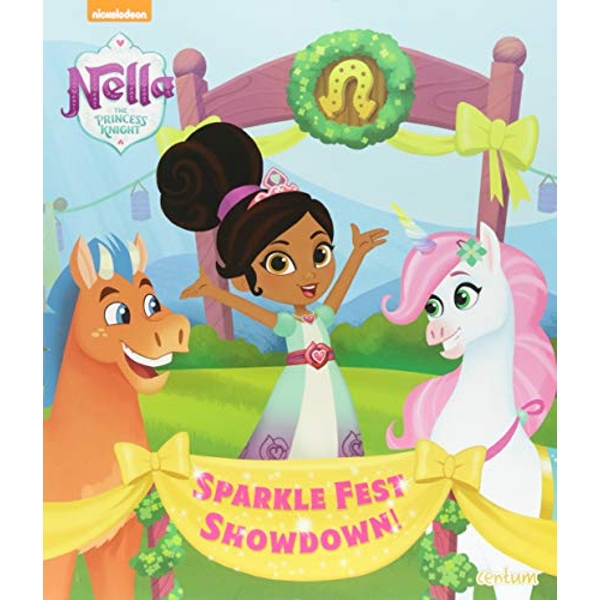 Nella The Princess Knight Sparklefest Showdown  Paperback / softback 2018