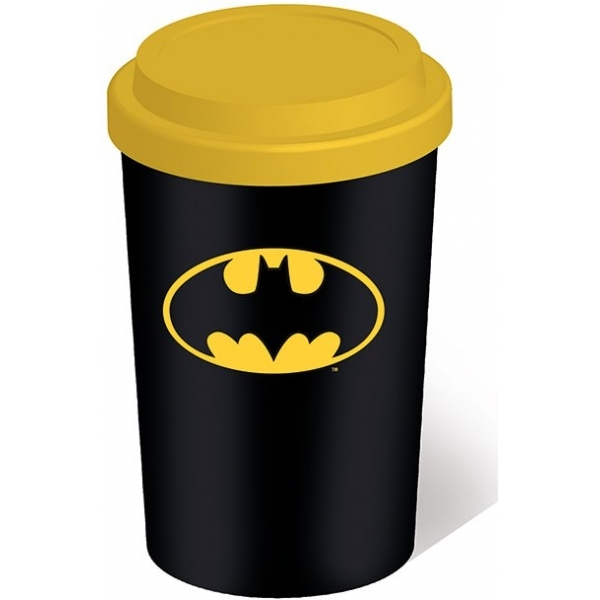 Batman Logo Travel Mug