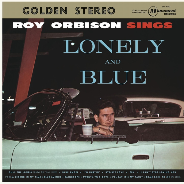 Roy Orbison - Sings Lonely And Blue Vinyl