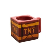 TNT Crate (Crash Bandicoot) Mug