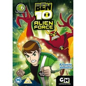 Ben 10 Alien Force Vol.6 DVD