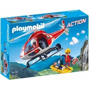 Playmobil Mountain Rescue Helicopter