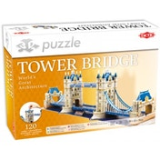 Tower Bridge 120 Piece 3D Jigsaw Puzzle