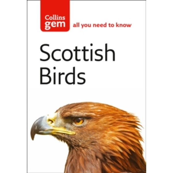 Scottish Birds (Collins Gem) by Valerie Thom (Paperback, 2006)
