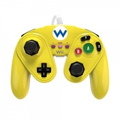 PDP Replica Wario Wired Gamecube Controller Wii U