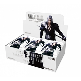 Final Fantasy TCG Opus 3 Booster Box (36 Packs)