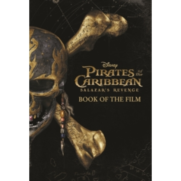 Disney Pirates of the Caribbean: Salazar\'s Revenge Book of the Film