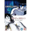 Ghost In The Shell Movie (Ghost In The Shell, Ghost In The Shell: Innocence) Double Pack DVD
