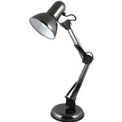 Hobby Desk Lamp Black Chrome UK Plug