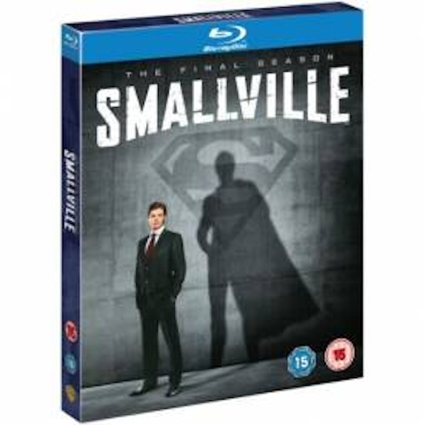 Smallville Season 10 Blu-Ray