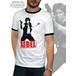 Star Wars - Han Solo Rebel Men's X-Large T-Shirt - White - Image 2