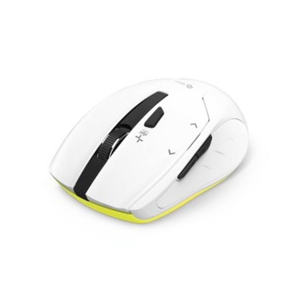 Hama | Milano RF Wireless Mouse Blue LED 2400Dpi | White