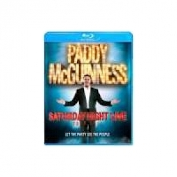 Paddy McGuinness Live 2011 Blu-ray