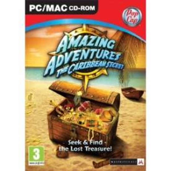 Amazing Adventures The Carribean Secret Game PC