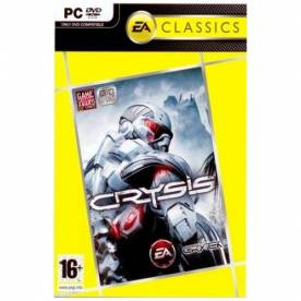 Crysis Game (Classics) PC