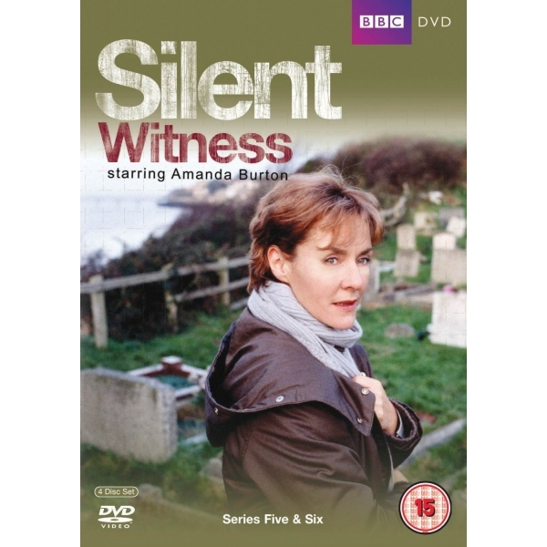 Silent Witness Series 5 and 6 DVD
