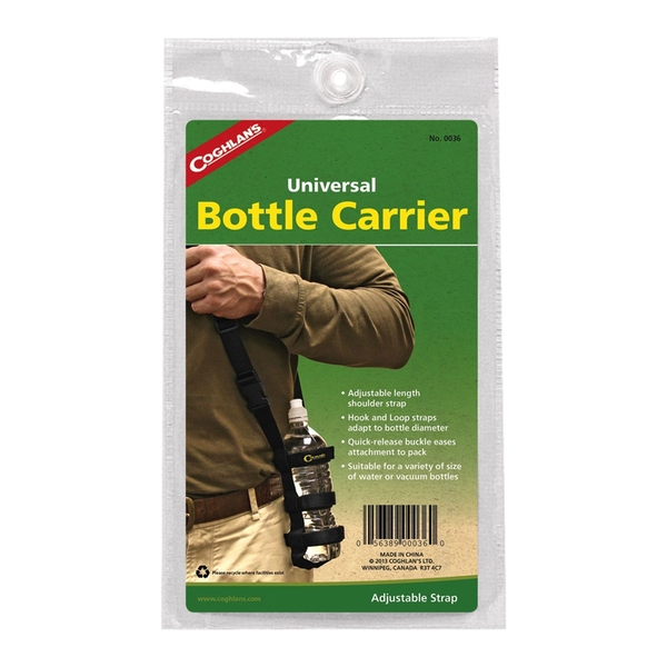 Coghlans Universal Bottle Carrier Fully Adjustable