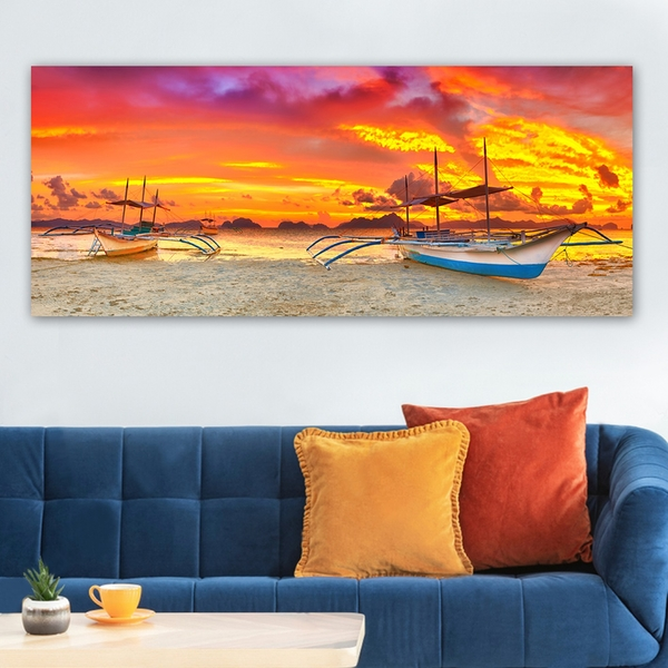 YTY1143779_50120 Multicolor Decorative Canvas Painting