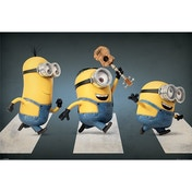Minions (abbey Road) Maxi Poster