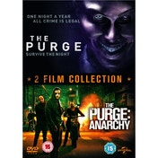 The Purge & The Purge: Anarchy Double Pack DVD