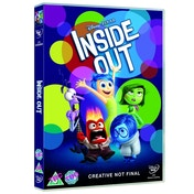 Inside Out DVD (2015)