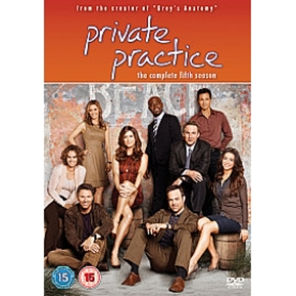 Private Practice - Series 5 DVD