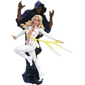 Cloak & Dagger (Marvel Comics) PVC Statue