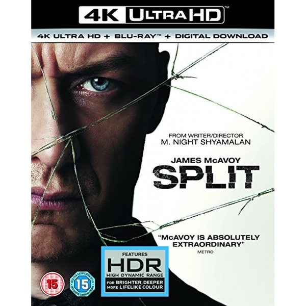 Split 4K UHD + Blu-ray + Digital Download
