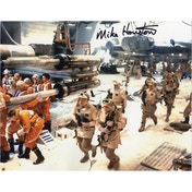 Star Wars In Person Signed 10X8 - Mike Houston - Rare
