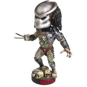 Predator Extreme With Silver Mask Bobble Head Knocker