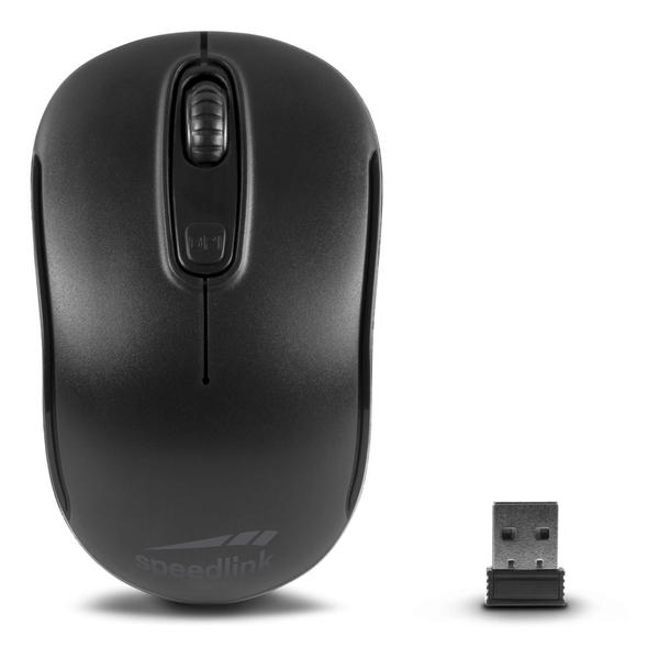 Speedlink - Ceptica Wireless USB 1600dpi Mouse (Black)