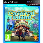 PlayStation Move Carnival Island Game PS3